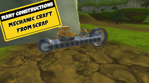 Evercraft Mechanic: Online Sandbox from Scrap apkslow screenshots 9