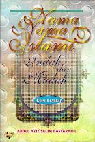 Nama-Nama Islami Indah & Mudah (Edisi Lengkap) | RBI