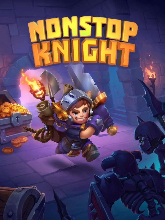 Nonstop Knight- screenshot