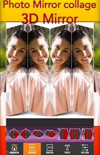 Mirror Photo Collage Creator - Photo Editor - náhled