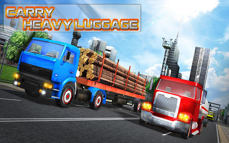 Modern Truck Driving 3D 1.1 screenshot 40680