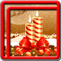 Xmas Candles Live Wallpapers icon