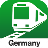 Transit Germany by NAVITIME