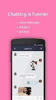 Screenshot of PalmChat- Chat, Love, Dating