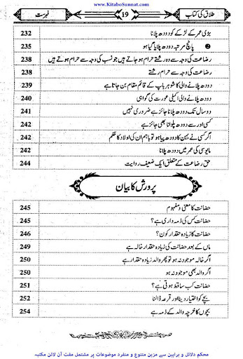Talaq In Islam:Talaq Ka Anjam screenshot 7