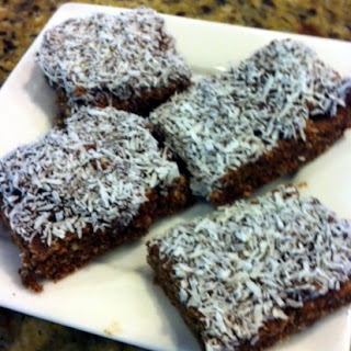 Cacao Coconut Protein Bars