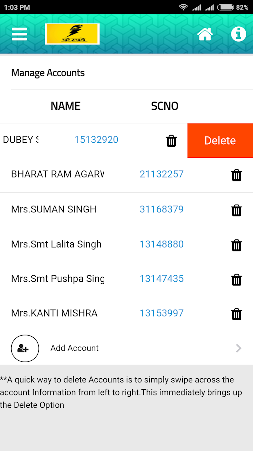 KESCo Mobile Self Service- screenshot