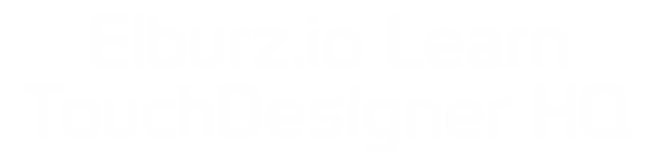 Elburz io Learn TouchDesigner HQ