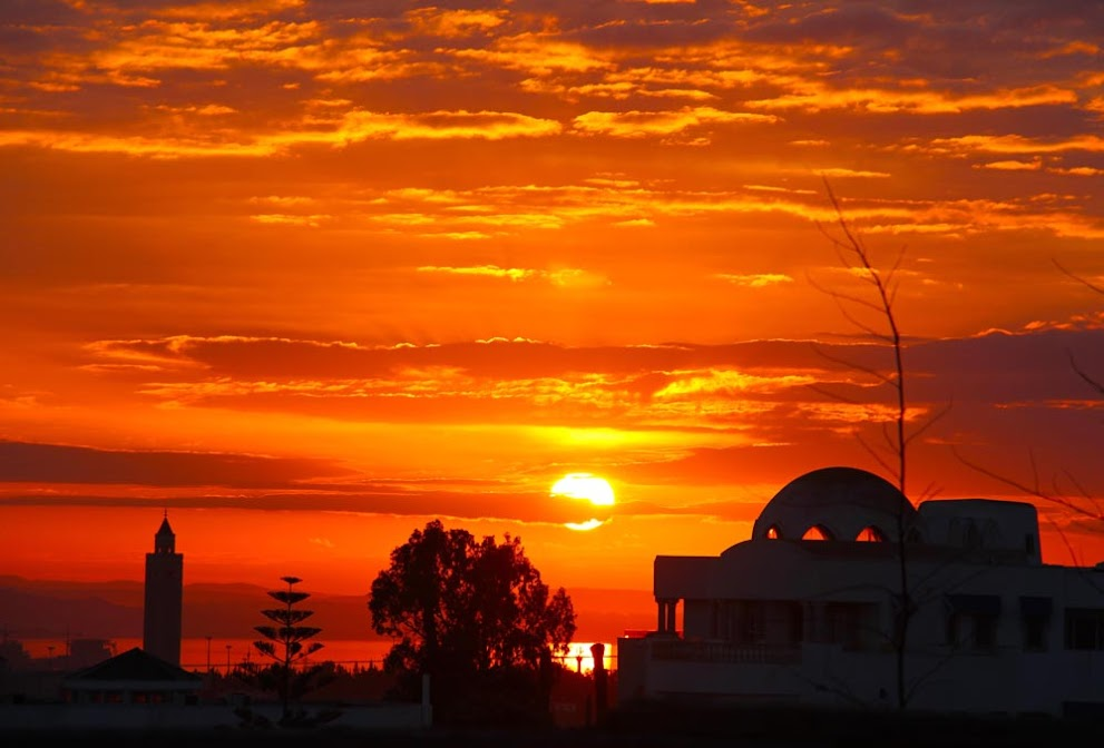 Visitar SIDI BOU SAID e render-nos aos encantos desta pérola do Mediterrâneo | Tunísia
