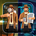 Find the Difference Puzzle – Detective Games 2021 icon