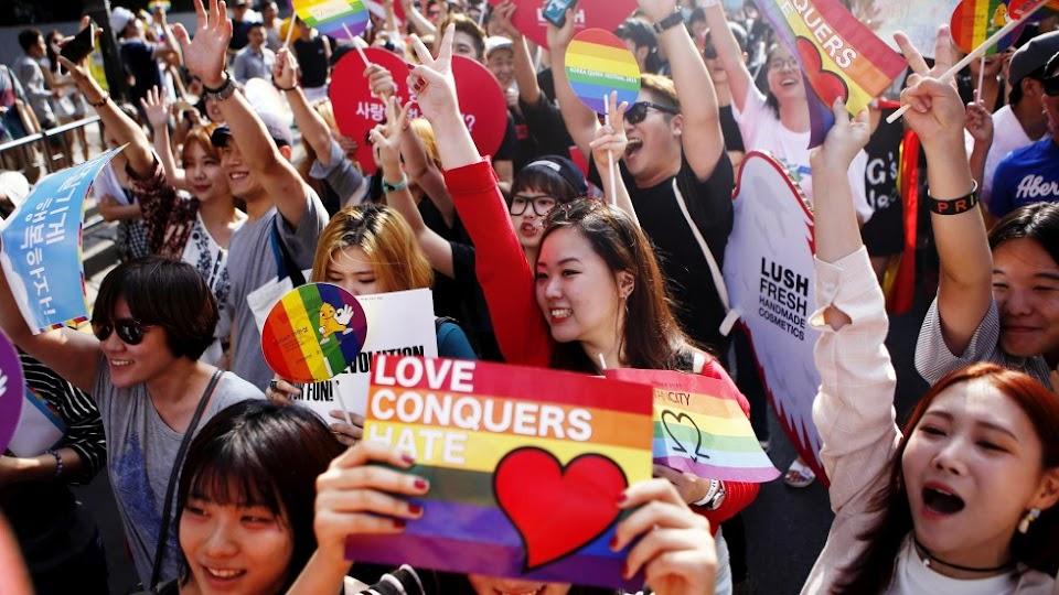 seoul pride parade
