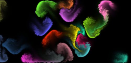 Fluid Simulation by Pavel Dobryakov | Experiments with Google