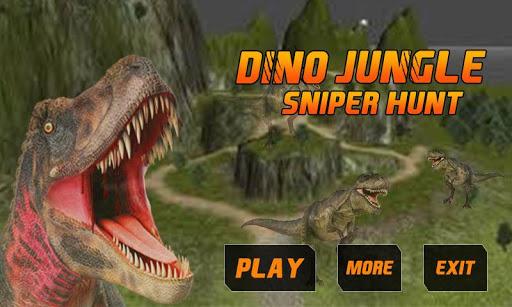 Dino Hunting – Sniper Shooter