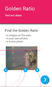 Golden Ratio in art and images 1.0