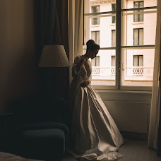 Wedding photographer Lyudmila Lobanova (Mila-la). Photo of 27.09.2016