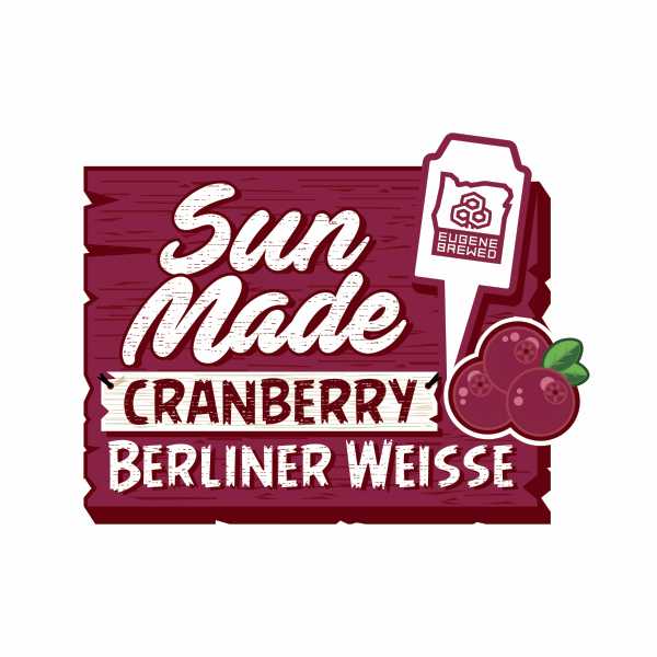 Logo of Oakshire Sun Made Cranberry Berliner Weisse