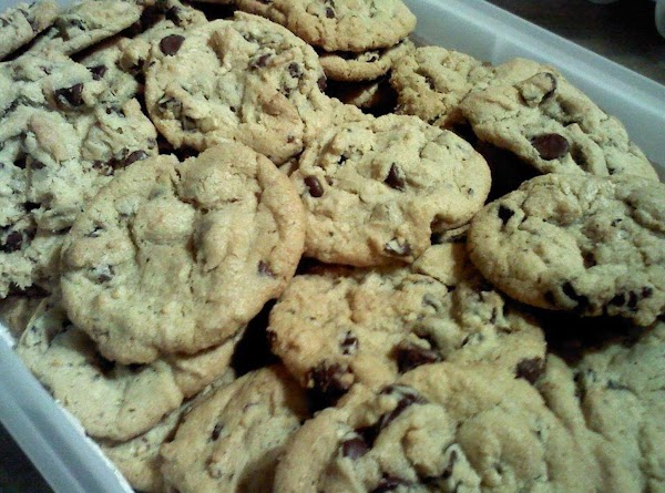 Gluten Free Thick Soft And Chewy Chocolate Chip Cookies Recipe
