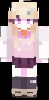 Kaede Skin Minecraft Danganronpa v3