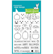 Lawn Fawn Clear Stamps 4X6 - Pick Of The Patch