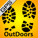 OutDoors GPS - Offline OS Maps icon