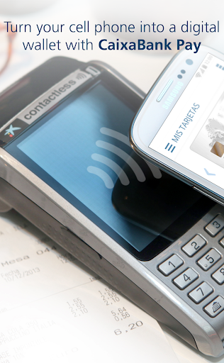 CaixaBank Pay: Mobile payment