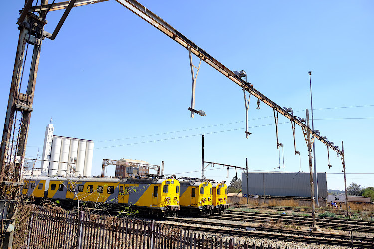 The struggling Passenger Rail Agency of South Africa will have a new CEO. File photo.