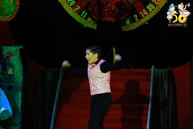 Andoni Soriano, Premio al Mejor Intérprete del Concurso de Playback de JCF