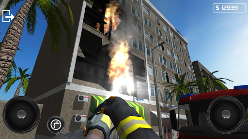 Fire Engine Simulator  screenshots 3