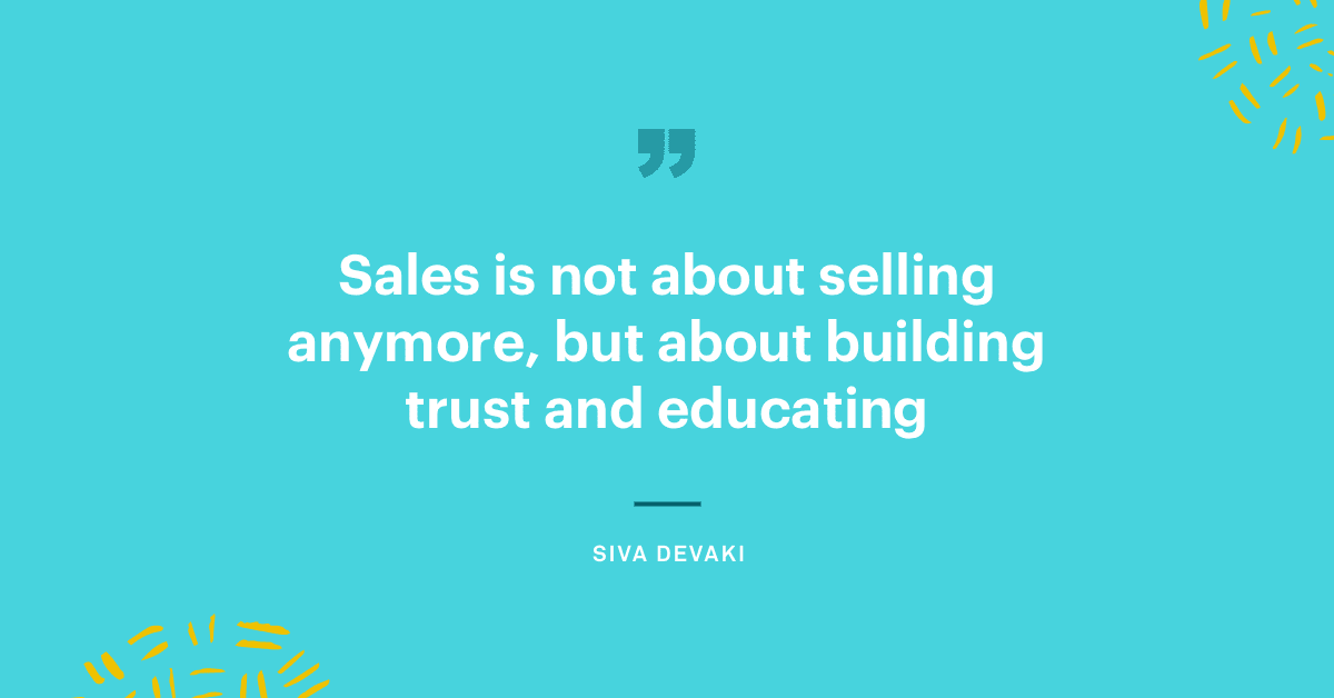 sales page quote