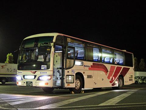 西鉄「フェニックス号」 9909_611