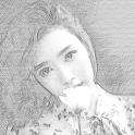 Pencil Sketch - Hand draw - Sketch photo editor icon