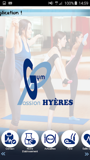 Gym Passion