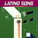 Latino Song Dancing Lines Game icon