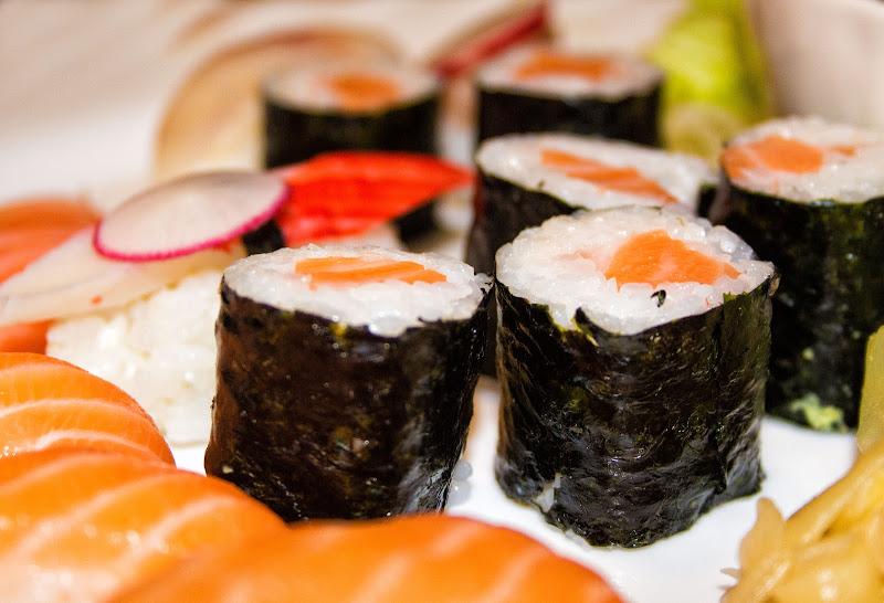 sushi time di Gianluca Presto