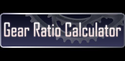 Gear Ratio Calculator - Apps on Google Play