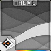 Charcoal Grey Xperia™ theme APK