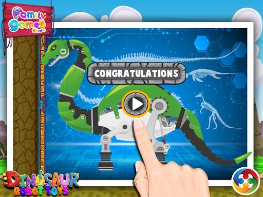 玩免費教育APP|下載???????? Robot Dinosaurs ???? app不用錢|硬是要APP