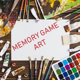 Memory Game - Art