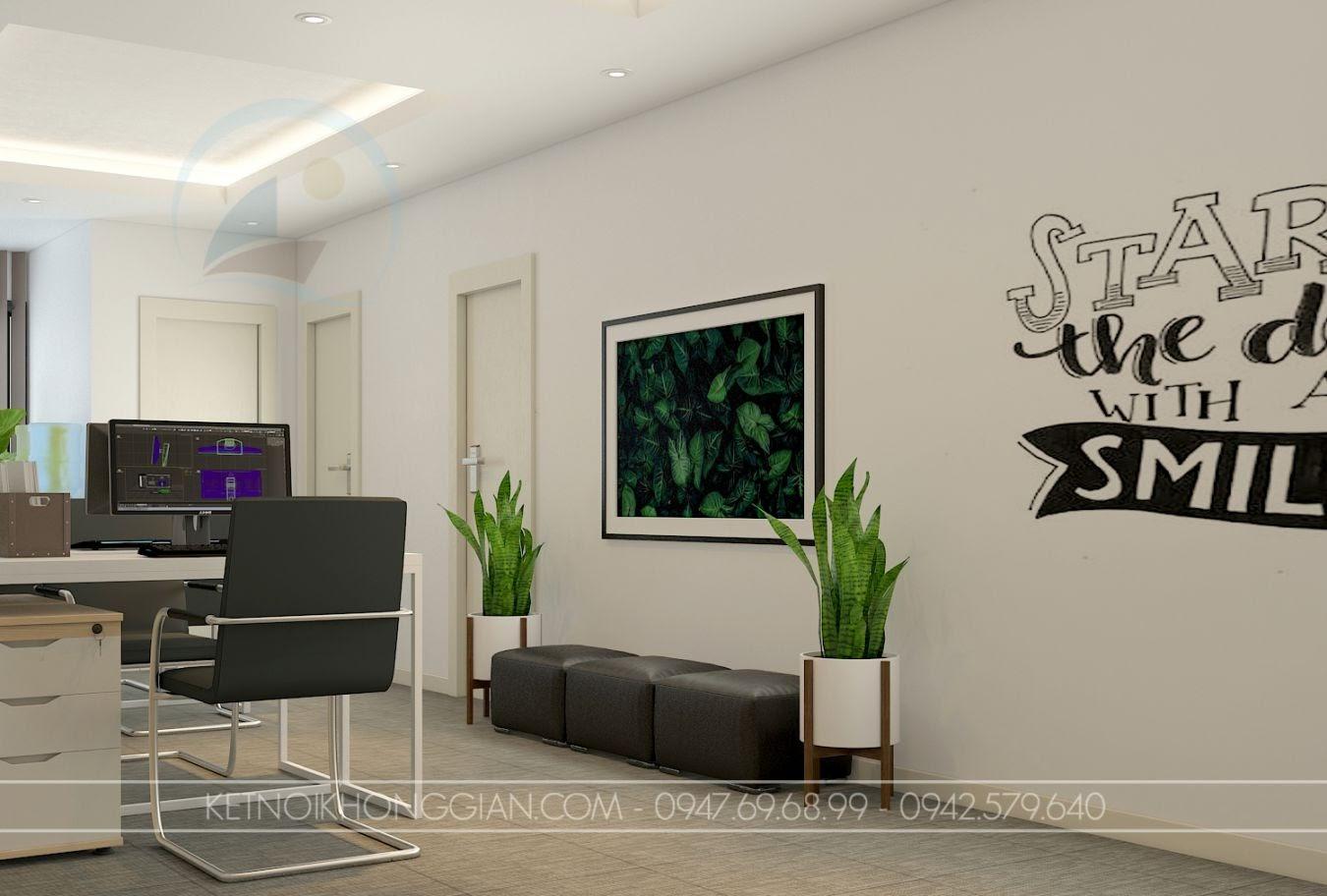 thiết kế văn phòng 5