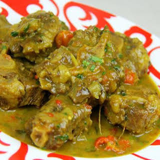 Coconut Curry Oxtails In The Oven (or slow cooker)..
