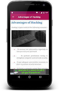 Ethical Hacking Apk Latest Version Download For Android 2