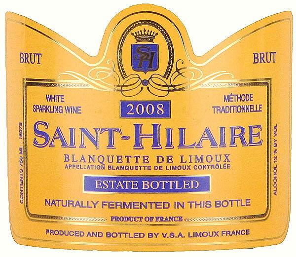 Logo for Saint-Hilaire Blanquette De Limoux Brut
