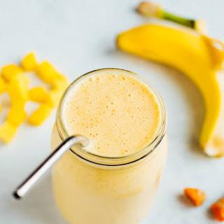 Golden Milk Smoothie.
