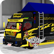Bussid Mod Truck Canter