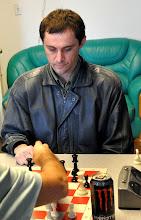 Photo: Vladimir Volzhenin (Board #7 of Chigorin Chess Club)