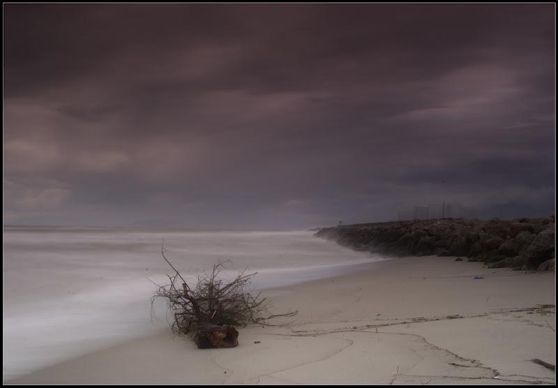 Spiaggia d'inverno di pablo
