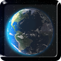 3D Earth Live Wallpaper PRO HD icon