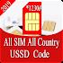 All SIM Secret USSD  Code