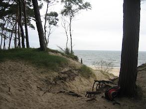 Photo: Dzień II - wydmy, piasek i MORZE