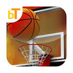Basketball on the Beach Icon